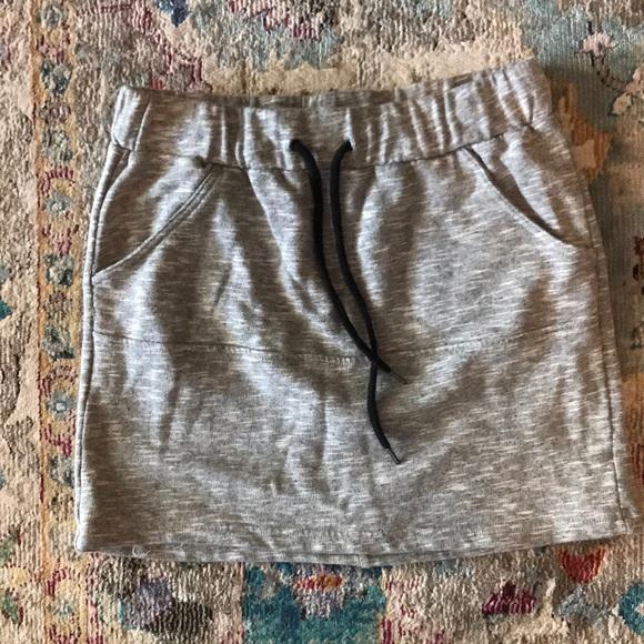 Forever 21 Dresses & Skirts - Forever 21 Sweatshirt Skirt